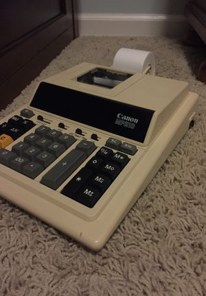 Canon MP21D Adding Machine Calculator for Sale in Nicholasville, KY