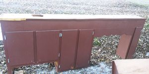 Top cabinets and set of double doors for Sale in Pulaski, TN