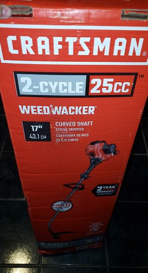 Craftsman weed/wacker for Sale in Aurora, IL