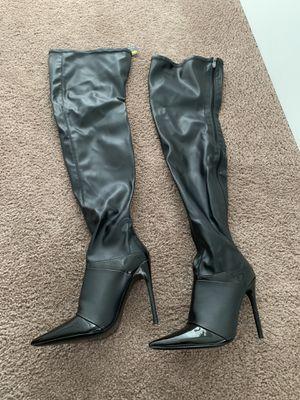 Fashionnova thigh high boots for Sale in Federal Way, WA