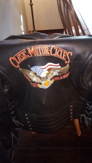 X large Harley jacket almost new for Sale in Crestline, CA
