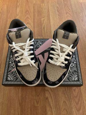 Travis Scott Dunk Low Nike SB for Sale in Whittier, CA