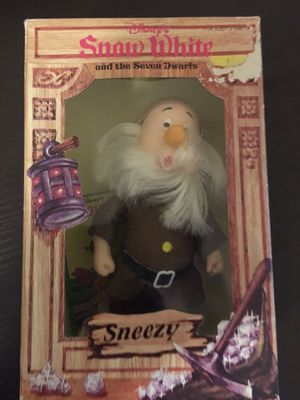 Antique Vintage Disney Snow White Toy Sneezy for Sale in Franklin, OH