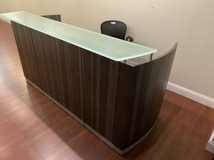 "Mayline Office Furniture 72"" Reception Desk for Sale in Atlanta, GA"