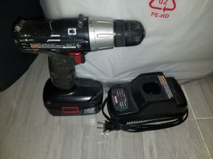 Craftsman Drill and charger *Not Working* for Sale in Plantation, FL