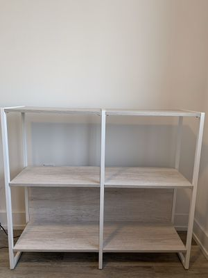 Shelving Unit - 6 shelf storage for Sale in Jersey City, NJ