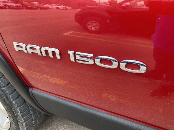 2007 DODGE RAM 1500 PICKUP