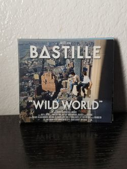 Bastille, Wild World Album CD for Sale in Compton,  CA