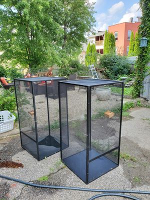 Chameleon enclosure cages for Sale in Waterbury, CT