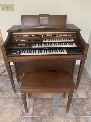 Organ Yamaha D80I electric for Sale in Houston, TX