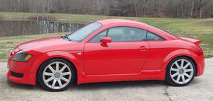 2002 Audi TT with ABT package for Sale in Lake Wylie, SC