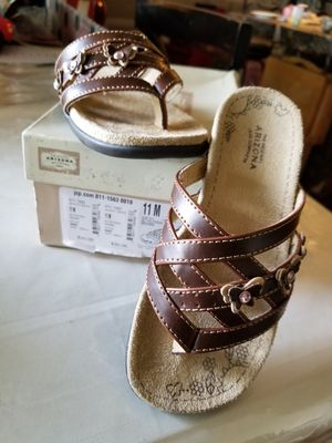 *****LITTLE GIRLS SANDALS SIZE 11M***** for Sale in Fresno, CA