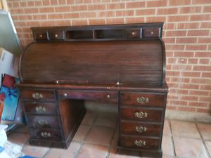 70s antique desk for Sale in undefined