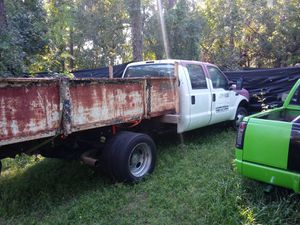 1999 FORD F450 .4X4. RUNS AND DRIVE for Sale in Tavares, FL