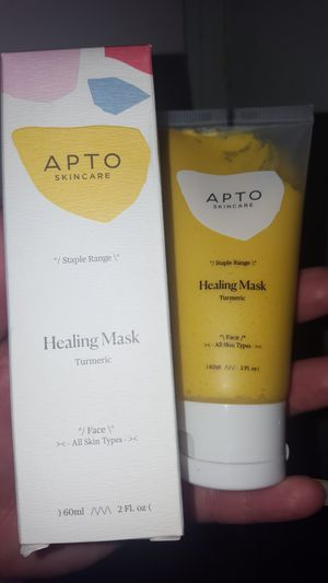 Healing mask for face for Sale in Fresno, CA