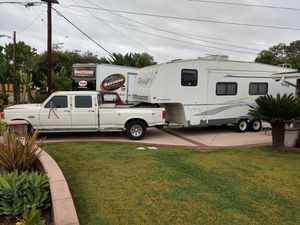 F350 & 32' Terry Trailer for Sale in Lemon Grove, CA
