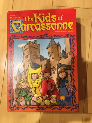 The kids of carcassone game for Sale in Kirkland, WA