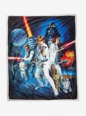 Star Wars Blanket (lightly used) [50 x 60] for Sale in Altadena, CA