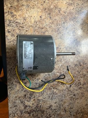 Fan motor outside heat pump or AC condenser for Sale in Germantown, MD