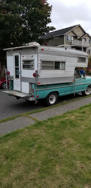 Truck Camper for Sale in Seattle, WA