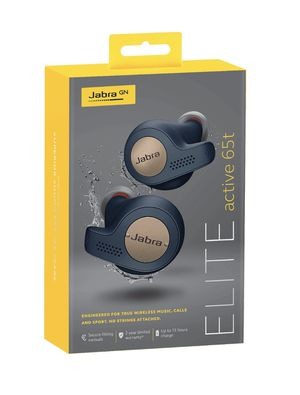 Jabra Elite Active 65t Wireless Headphones - Copper Blue for Sale in NJ, US