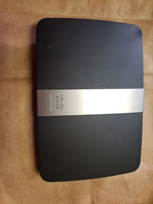 Linksys Router wi-fi N900 for Sale in Perris, CA