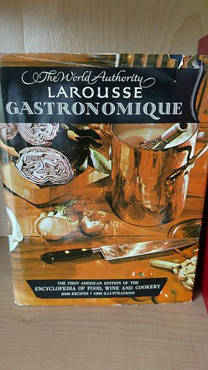 1962 the larousse gastronomique for Sale in Appomattox, VA
