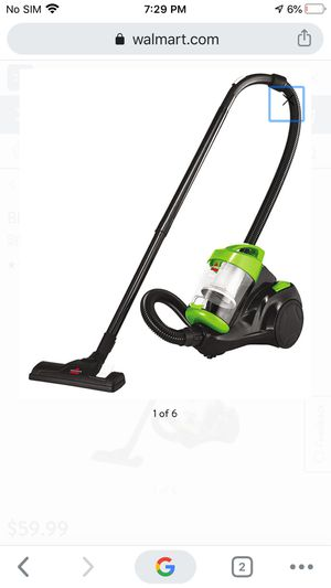 Used bissel vaccum cleaner for $35 for Sale in Herndon, VA