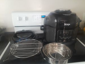 Ninja foodie 8 in 1 , great condition. for Sale in Lexington, NC