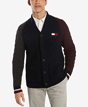 Tommy Hilfiger Mens Cardigan size M for Sale in Queens, NY