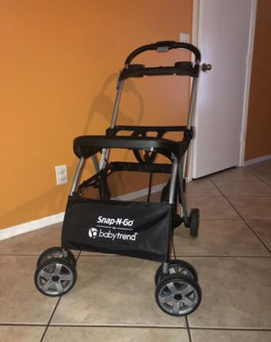 Baby Trend Sit-N-Stand car seat carrier for Sale in Margate, FL