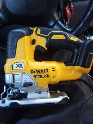 DeWalt XR JIGGSAW new unused for Sale in San Leandro, CA