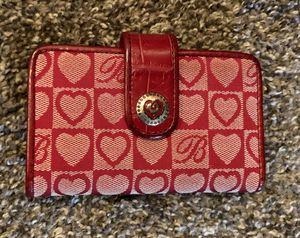 Brighton red wallet for Sale in Ontario, CA