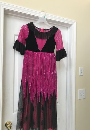 Girls pretty witch costume for Sale in Lacey Township, NJ
