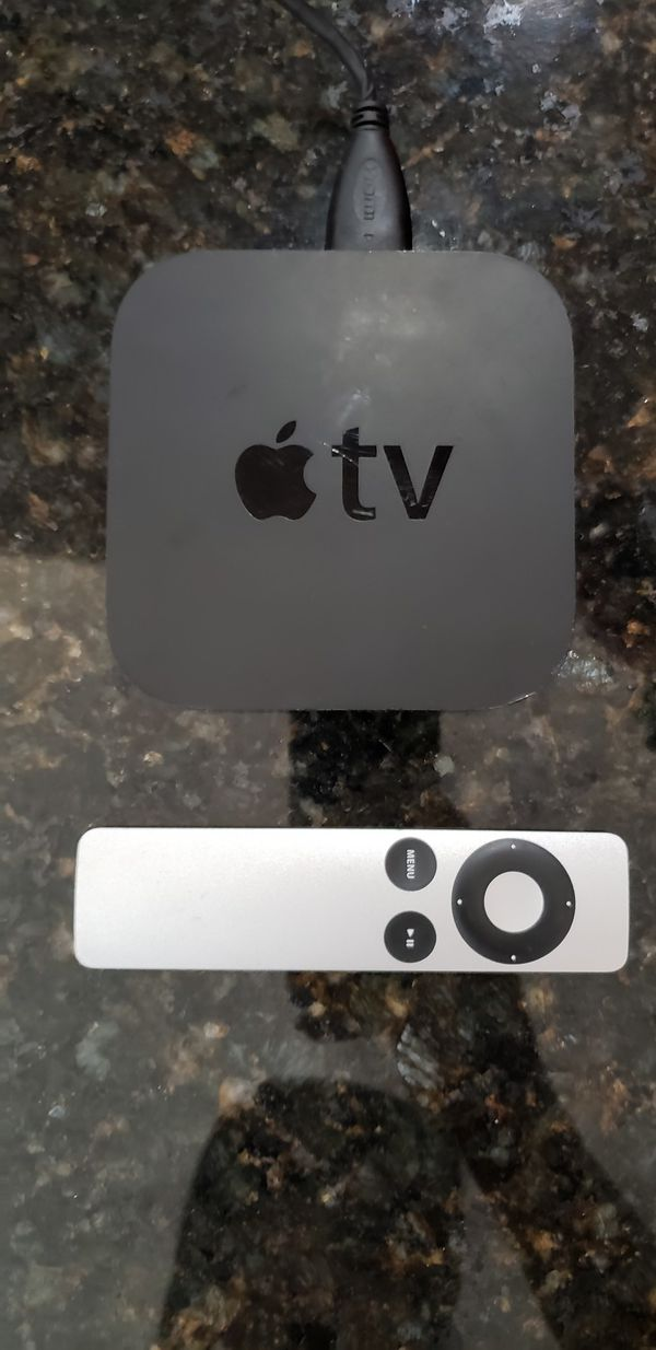 Apple tv 3rd gen 4k tv