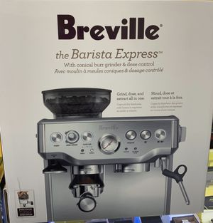 Breville The Barista Express for Sale in Naples, FL