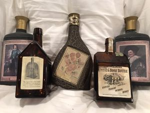 Collectible liquor bottles for Sale in Kent, WA