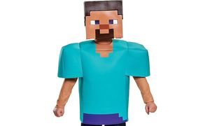 Kids Minecraft Steve Halloween Costume for Sale in New Albany, OH