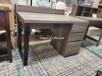 New Desk, Grey, SKU# ID171968TC for Sale in Santa Fe Springs,  CA