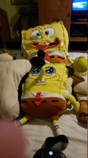 Spongebob and Shrek for Sale in Tarpon Springs, FL