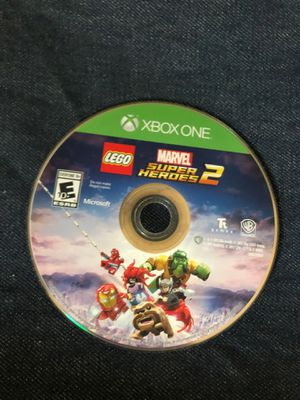 LEGO marvel 2 for Sale in Seattle, WA