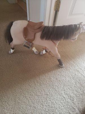 18 inch doll horse for Sale in Chesapeake, VA