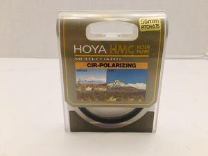 Hoya Multi Coated CIR-Polarizing Camera Lens Filter For Lens for Sale in Spring Hill, FL
