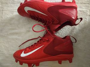 Nike cleats like new size 12 for Sale in Montclair, CA