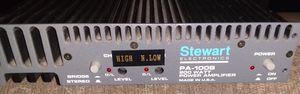 Stewart 200wt 120v Power Amplifier for Sale in Plant City, FL