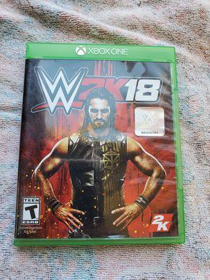 WWE 2K18 for Sale in Fountain, CO