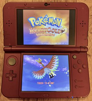 Nintendo new 3DS XL 180+ games 64GB memory card for Sale in Los Angeles, CA