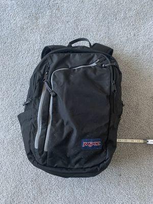 Backpack JANSPORT, black for Sale in Morton Grove, IL