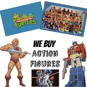 Actionfigures for Sale in Fresno, CA