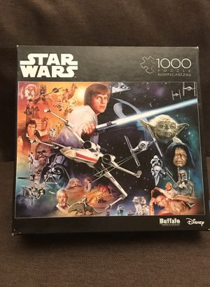 Rare Star Wars puzzle for Sale in Las Vegas, NV